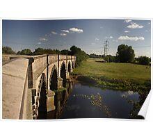 Kegworth Bridge Poster