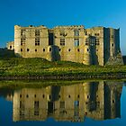 Carew Castle  by Mark Robson