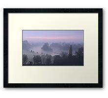Richmond Hill Framed Print