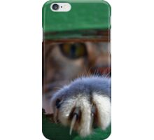 Daily Visitor. iPhone Case/Skin