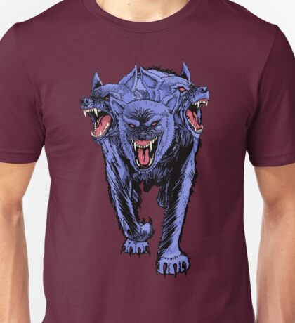 Cerberus (Full body) Unisex T-Shirt