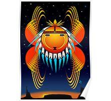Sky Fire Poster
