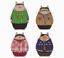 Big Bang Totoro Kids Clothes