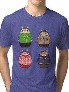 Big Bang Totoro Tri-blend T-Shirt