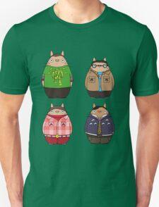 Big Bang Totoro T-Shirt