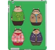 Big Bang Totoro iPad Case/Skin