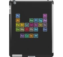 Adobe Table of Elements iPad Case/Skin