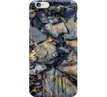Welsh Slate Workings iPhone Case/Skin