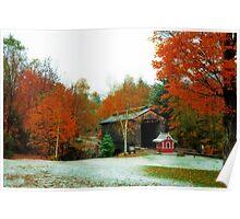 Autumn Crisp Poster