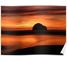 Cornwall: Red Sky, Red Sea Poster
