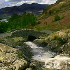 Ashness Bridge - Lake District by leephotoofyork