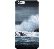 Storm on the Horizon iPhone Case/Skin