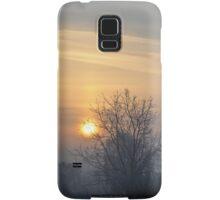 Winter morn. Samsung Galaxy Case/Skin