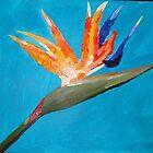 Bird of paradise by DiJin