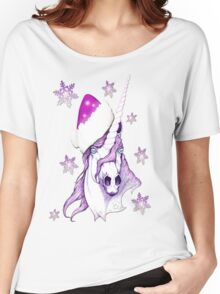 ~Christmas Unicorn~ Women's Relaxed Fit T-Shirt