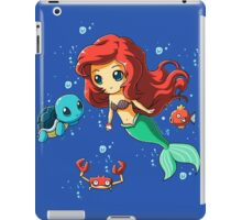 Disney's Ariel - Pokemon Mash Up iPad Case/Skin