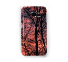Winter dawn Samsung Galaxy Case/Skin