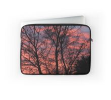 Winter dawn Laptop Sleeve