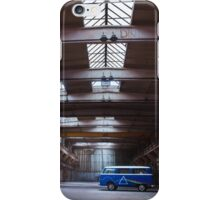 Dark side of the bus iPhone Case/Skin