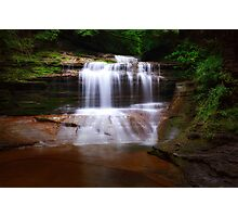 Ithaca's Buttermilk falls XI Photographic Print