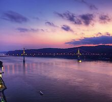 Mid-Hudson Bridge by mhuaylla