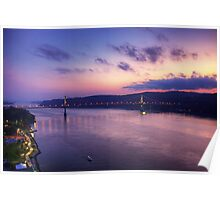 Mid-Hudson Bridge Poster