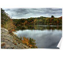 Hessian Lake Poster