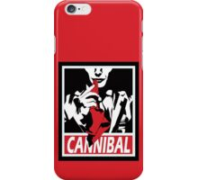 Hannibal the Cannibal iPhone Case/Skin