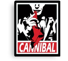 Hannibal the Cannibal Canvas Print