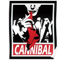 Hannibal the Cannibal Poster
