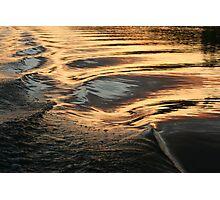Hydro Gold Photographic Print