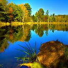 Looking Across The Pond by BigD