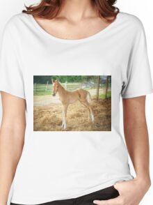 """""""Encore, The Miracle Colt"""" Women's Relaxed Fit T-Shirt"""