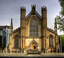 St Andrew's Cathedral by Tom Gomez