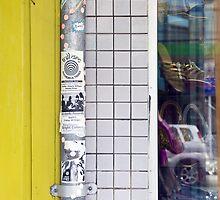 Pole by Lance Shepherd