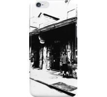 A little bit of voodoo in the quarter iPhone Case/Skin