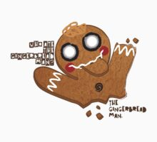 Who Ate The Gingerbread Man? by thisisathi
