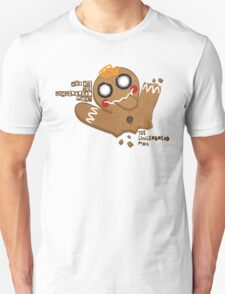 Who Ate The Gingerbread Man? T-Shirt