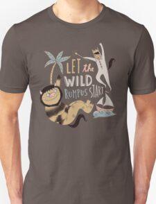 Wild rumpus T-Shirt