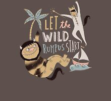 Wild rumpus Unisex T-Shirt
