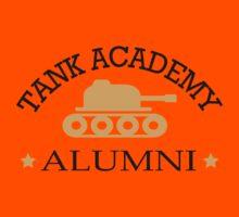 Tank academy alumni by nektarinchen