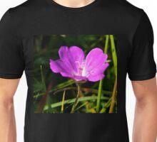 Cranesbill, Dun Eochla, Inishmore, Aran Islands Unisex T-Shirt