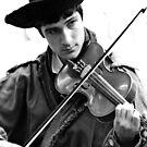 Da Fiddler by Tim Denny