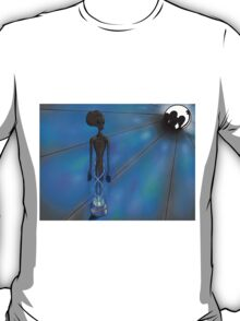 Teleporting To Earth T-Shirt