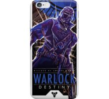Warlock destiny iPhone Case/Skin