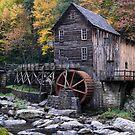 Mountain Mill by billium