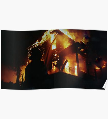 Fire Stream Poster