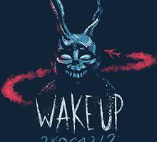 Wake up by Paula García