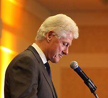 I met Bill Clinton tonight! by eelsblueEllen