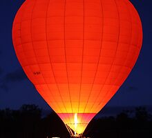 hot air ballon by babyblues